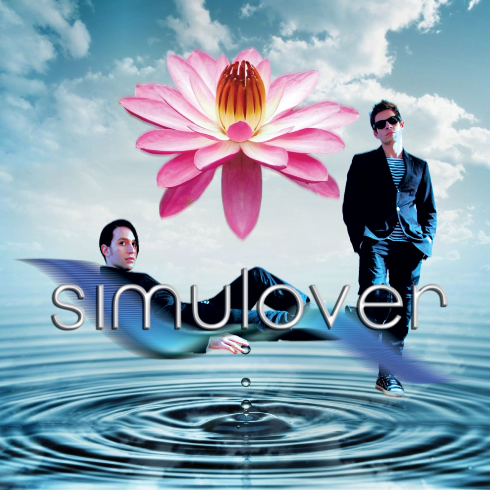 Simulover Album Cover